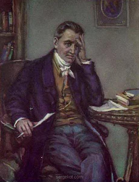 Иван Петрович Котляревский
