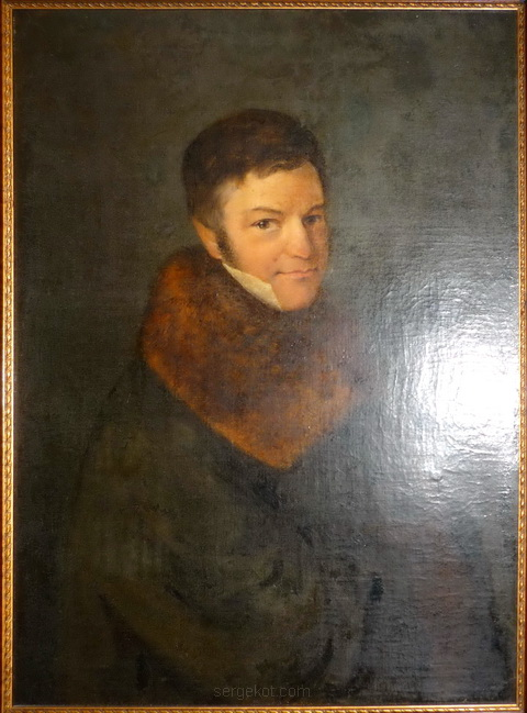 Петр Павлович Собанский.