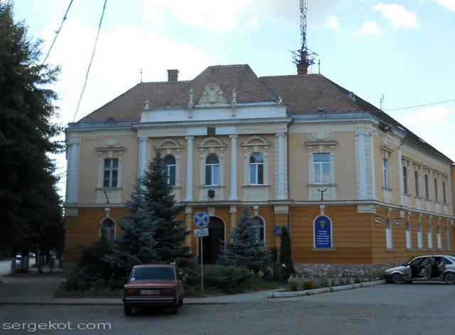 Мукачево. Центр. 2010.
