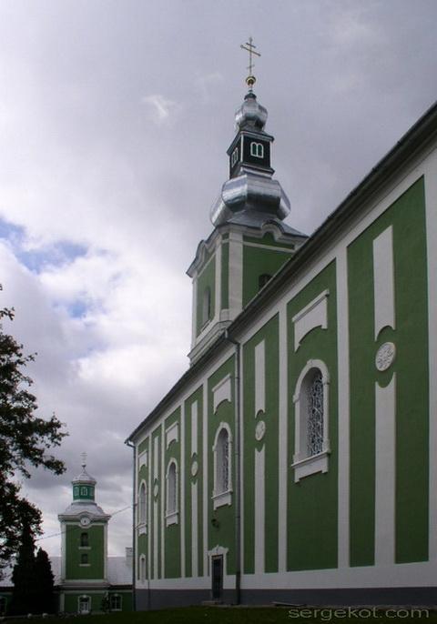 Мукачево. Женский монастырь