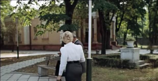 Дача Шульца, 1988. Вид с угла