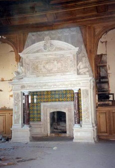 Дом Штиглица А.Л. (дворец Великого князя Павла Александровича). Кабинет великого князя. 1 этаж.-