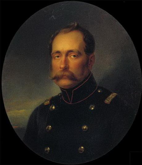 Иван Крамской Портрет Великого князя Михаила Павловича-460