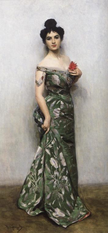 Портрет Марии Николаевны Кузнецовой
