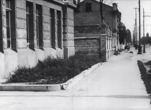 Французский бульвар 1а. Дом мировых судей.