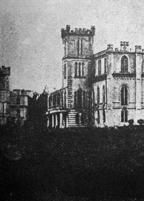 Червоно. Фрагмент фотографии 1914 года.