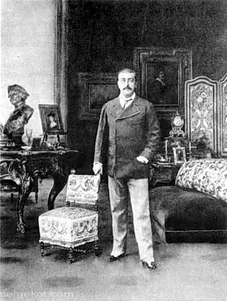 Павел Павлович Демидов, князь Сан-Донато.