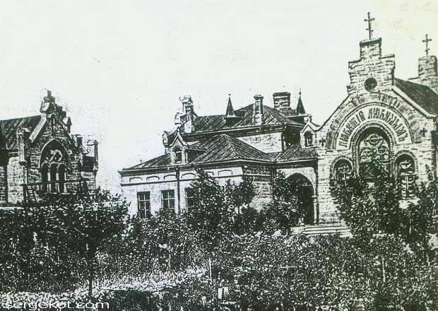 Французский бульвар 52. Церковь.