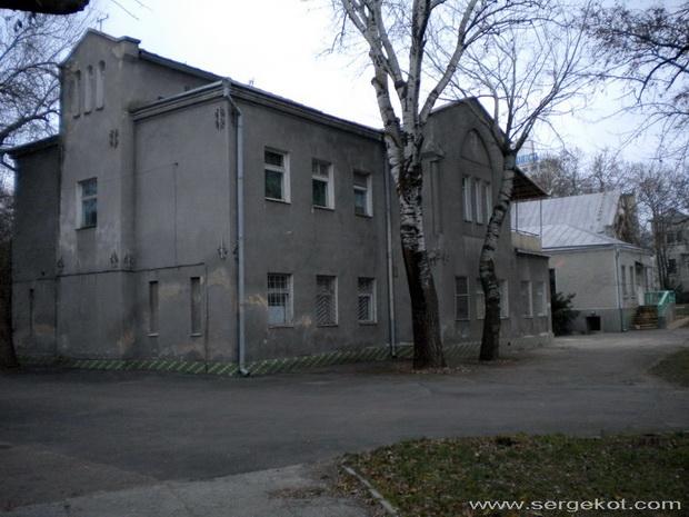 Французский бульвар, 52. Здание.
