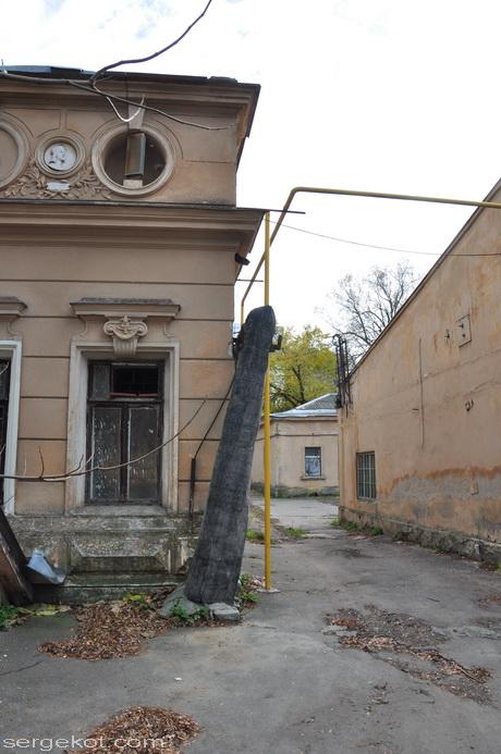 Одесса. Французский бульвар, Дача Демидовых-Сан Донато.