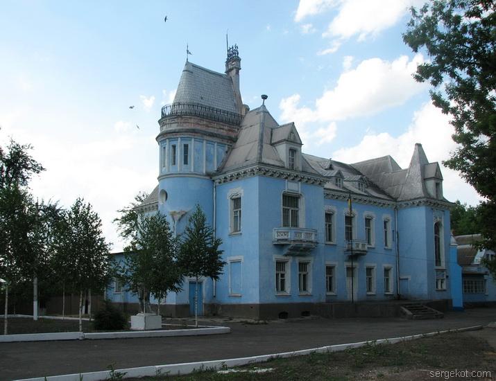 Дворец Куриса