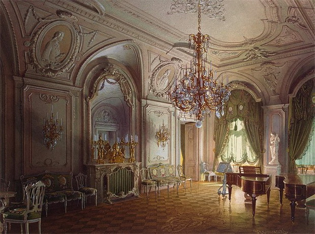 Mansion-of-Baron-A-L-Stieglitz.-The-Concert-Hall-