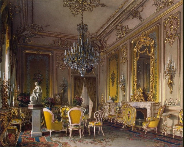 Mansion-of-Baron-A-L-Stieglitz.-The-Drawing-Room-