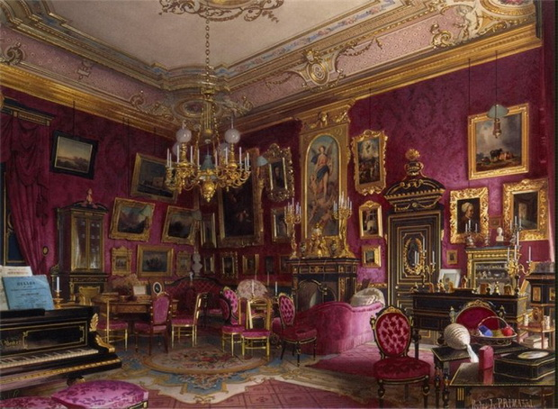 Mansion-of-Baron-A-L-Stieglitz.-The-Study-of-Baroness-Stieglitz.-