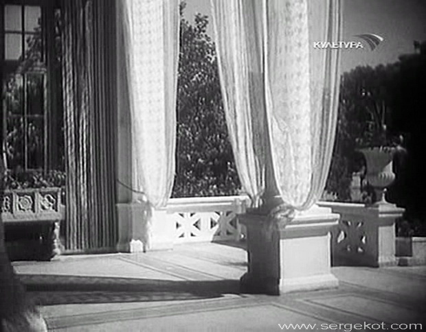 Дача Ашкенази. Терраса 1935.