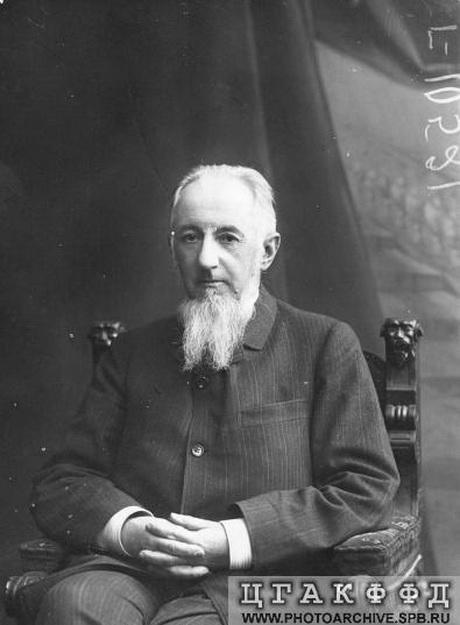 Петр Александрович Гейден
