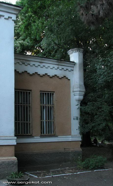 Французский бульвар, 40. Санатория. гидропатическое заведение. угол.