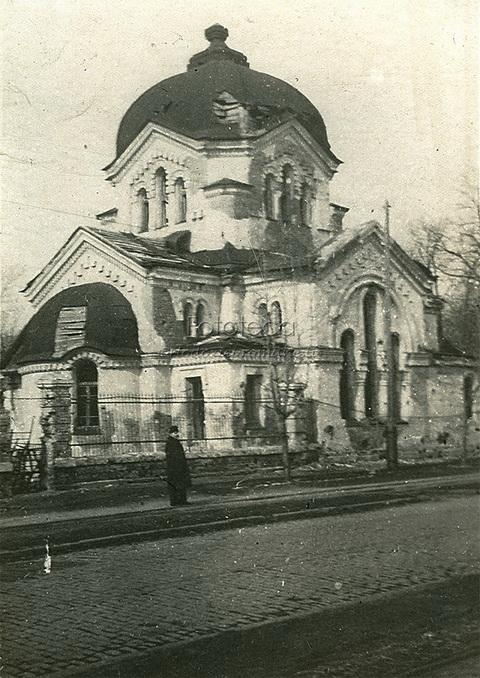 Церковь в период 1942-43 гг.
