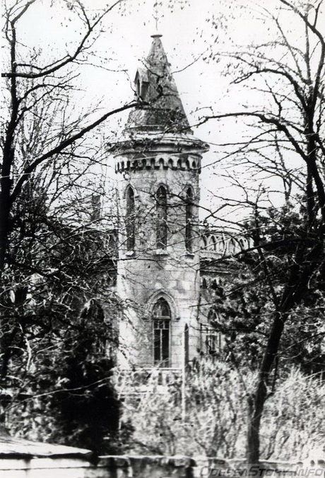 Французский бульвар, 28. Башня.