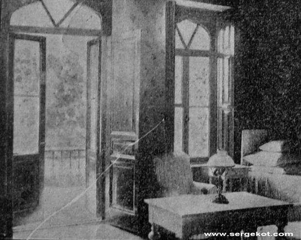 Французский бульвар, 40. Санатория. 1898, Одесские Новости