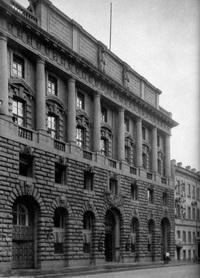 М. М. Перетяткович. Здание Русского торгово-промышленного банка-1