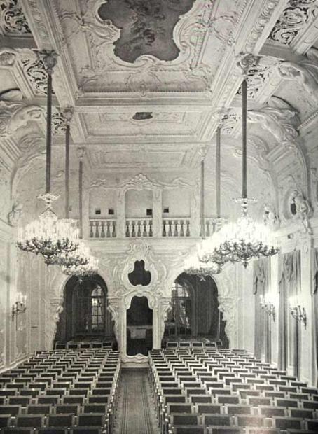 Владимирский дворец.Танцевальный зал