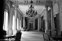 Дворец Потоцкого в Париже. Зал первого этажа.