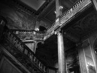 Дворец Потоцкого в Париже. Лестница. превью.
