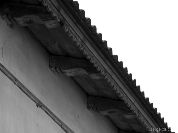 Тимановка. Крыша.