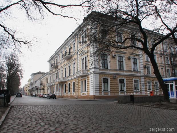 Дом Потоцкого, позднее Маразли.
