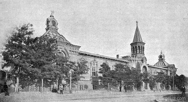 Инвалидный дом в память царствования Александра II,
