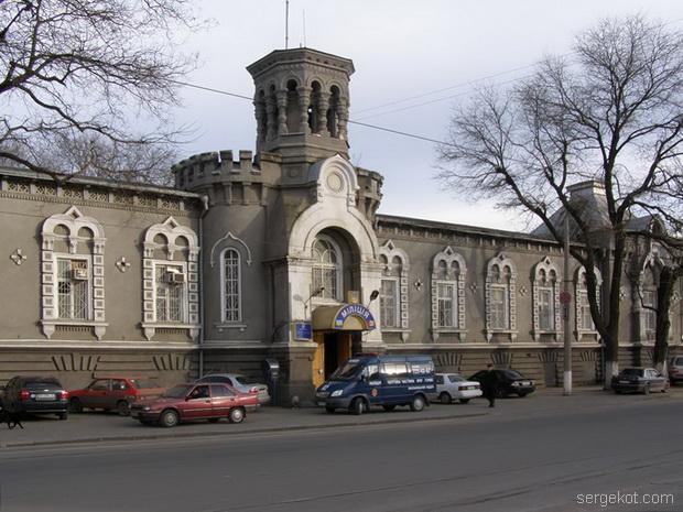 Мечникова 53, Общий вид.