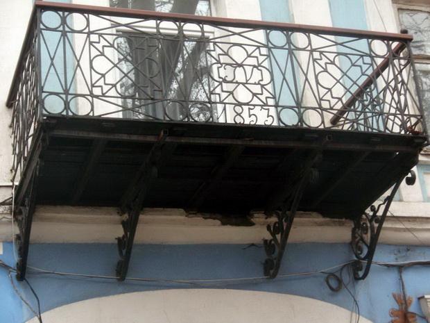 Пушкинская, 76 оригинальная решетка