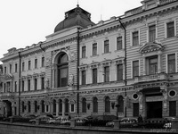 СПб Здание  Об-ва Взаимного кредита. Фасад. 200