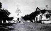 l'église de Chabag a vu son clocher rasé au lendemain de la guerre..200