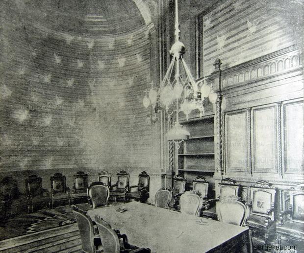 Зал Купеческого собрания.