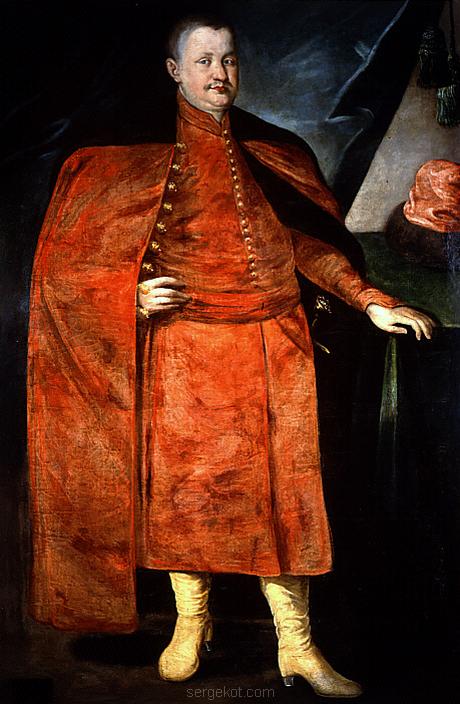 Князь Константин Константинович Острожский