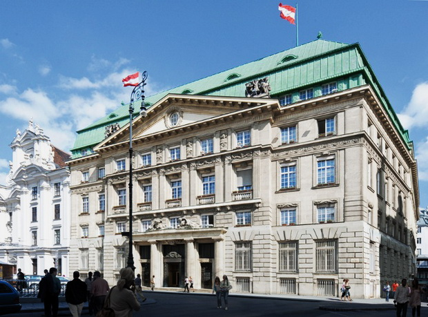 Länder Bank в Вене