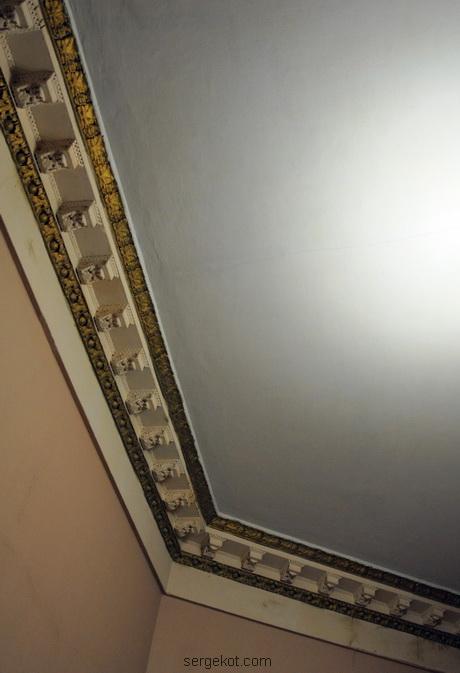 Немиров Интерьеры. Потолок.