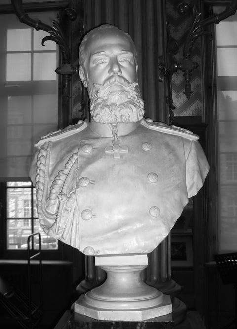 Бюст Александра III.