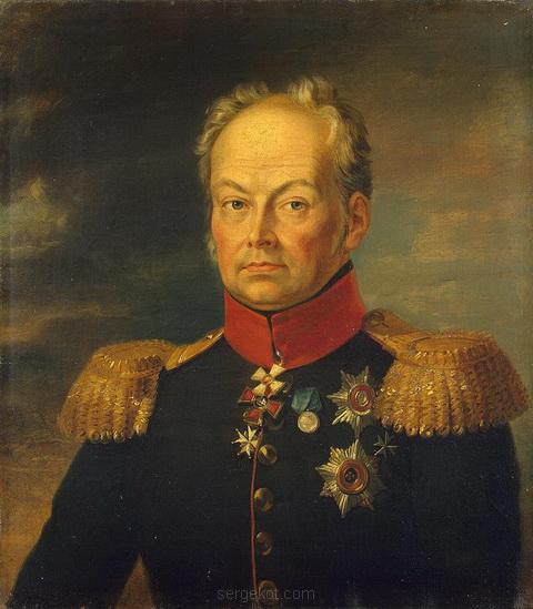 Генерал Иван Никитич Инзов