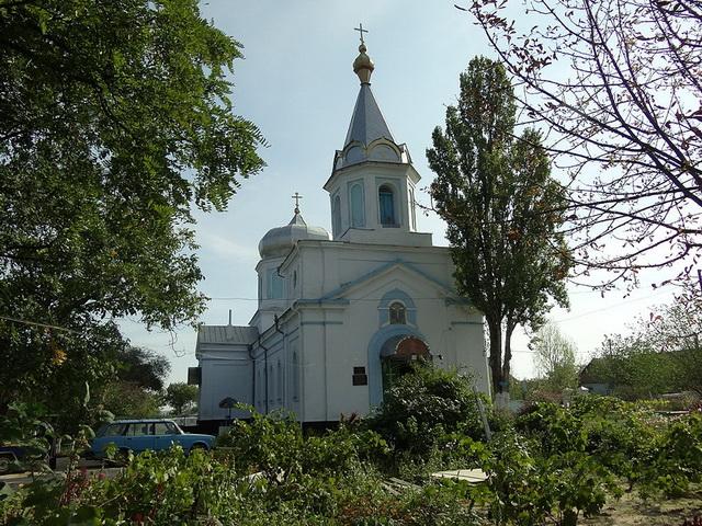 Шабо-Свято_-_Николаевская_церковь,_1876_г.