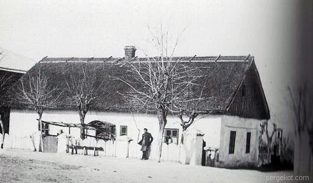 дом Л-В. Тардана в Chabag
