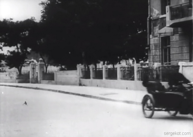 Французский бульвар 11, 1926 год.